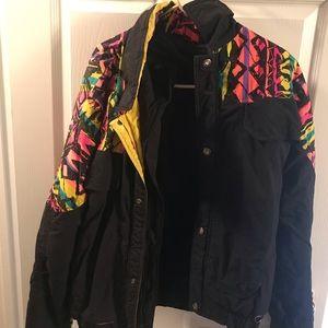 Jackets & Blazers - 80s aspen vintage ski jacket